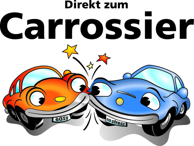 Cartoon - RS Carrosserie - Höri
